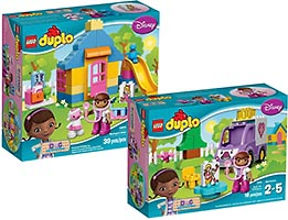 Набор LEGO 5004820 Doc McStuffins Collection