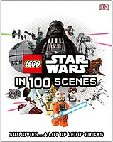 Набор LEGO 5004854 Star Wars in 100 Scenes poster