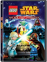 Набор LEGO 5004899 New Yoda Chronicles Complete Collection DVD