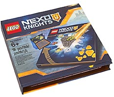 Набор LEGO 5004913 Nexo Knights Collector Case