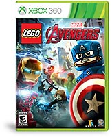 Набор LEGO 5005057 Marvel Avengers XBOX 360 Video Game