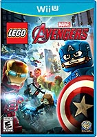 Набор LEGO 5005058 Marvel Avengers Wii U Video Game