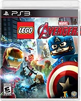 Набор LEGO 5005059 Marvel Avengers PS3 Video Game