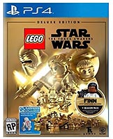 Набор LEGO 5005136 The Force Awakens PS 4 Video Game – Deluxe Edition