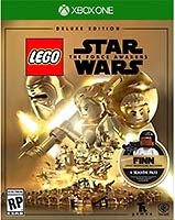 Набор LEGO 5005138 The Force Awakens Xbox One Video Game – Deluxe Edition