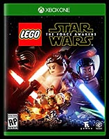 Набор LEGO 5005140 The Force Awakens Xbox One Video Game
