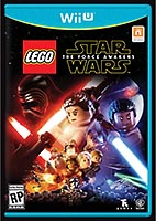 Набор LEGO 5005141 The Force Awakens Wii U Video Game