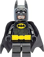 Набор LEGO 5005222 THE LEGO® BATMAN MOVIE Batman™ Minifigure Alarm Clock