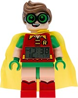 Набор LEGO 5005223 THE LEGO® BATMAN MOVIE Robin™ Minifigure Alarm Clock