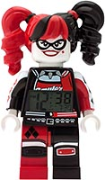 Набор LEGO 5005228 THE LEGO® BATMAN MOVIE Harley Quinn™ Minifigure Alarm Clock