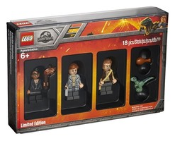 Набор LEGO 5005255 LEGO Toys R Us Bricktober 2018 Collectible Minifigures - Jurassic World
