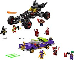 Набор LEGO 5005345 Ultimate Vehicle Kit