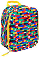 Набор LEGO 5005355 Red Blue Brick Print Lunch Bag