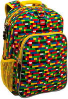 Набор LEGO 5005356 Red Blue Brick Print Eco Heritage Backpack