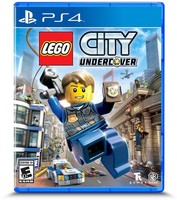 Набор LEGO 5005365 LEGO City Undercover PlayStation 4 Video Game