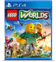 Набор LEGO 5005366 LEGO Worlds PLAYSTATION 4 Video Game