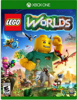 Набор LEGO 5005372 LEGO Worlds Xbox One Video Game