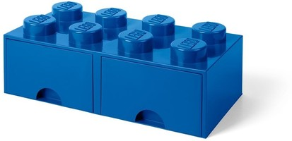 Набор LEGO 5005399 8 stud Bright Blue Storage Brick Drawer