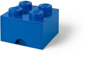 Набор LEGO 5005403 4 stud Bright Blue Storage Brick Drawer
