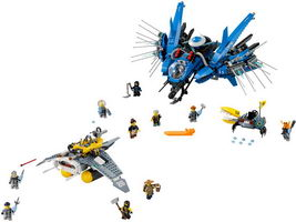 Набор LEGO 5005411 Jay Battle Kit