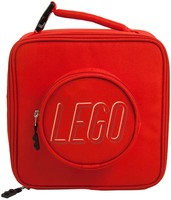 Набор LEGO 5005532 Brick Lunch Bag Red