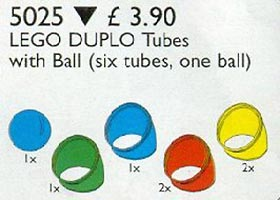 Набор LEGO 5025 Tubes with Balls