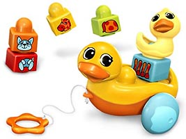 Набор LEGO 5458 Pull Along Duck and Duckling