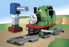 Набор LEGO 5556 Percy at the Water Tower