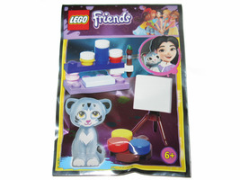 Набор LEGO 561901 Emma's Cat Chico with Art Studio foil pack
