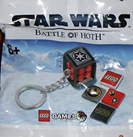 Набор LEGO 6012306 Battle of Hoth Dice