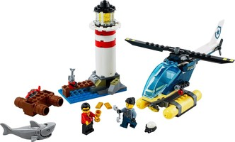 Набор LEGO 60274 Elite Police Lighthouse Arrest