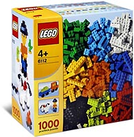 Набор LEGO 6112-2 LEGO World of Bricks