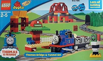 Набор LEGO 65766 Thomas Bridge & Tunnel Set