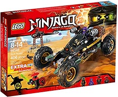 Набор LEGO 66548 Rock Roader, Extra Awesome Edition