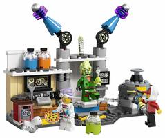 Набор LEGO 70418 Hidden Side Lab