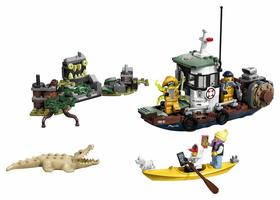 Набор LEGO 70419 Hidden Side Boat