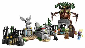 Набор LEGO 70420 Hidden Side Graveyard