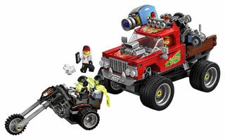 Набор LEGO 70421 Hidden Side Truck