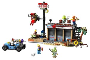 Набор LEGO 70422 Shrimp Shack Attack