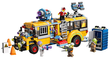 Набор LEGO 70423 Hidden Side Bus