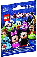 Набор LEGO 71012-0 LEGO Minifigures - The Disney Series (Random bag)