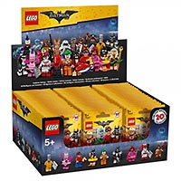Набор LEGO 71017-22 LEGO Minifigures - The LEGO Batman Movie - Sealed Box