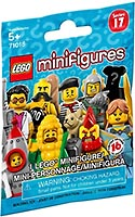 Набор LEGO 71018-0 LEGO Minifigures - Series 17 (Random bag)