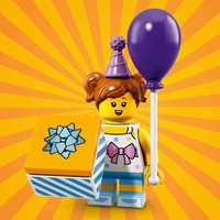 Набор LEGO 71021-6 Birthday Party Girl