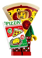 Набор LEGO 71025-10 Pizza Costume Guy