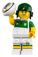 Набор LEGO 71025-13 Rugby Player
