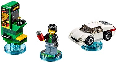 Набор LEGO 71235 Midway Arcade Level Pack