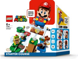 Набор LEGO 71360 Adventures with Mario Starter Course