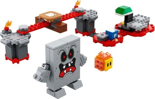 Набор LEGO 71364 Whomp's Lava Trouble Expansion Set