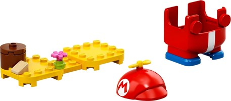 Набор LEGO 71371 Propeller Mario Power-Up Pack